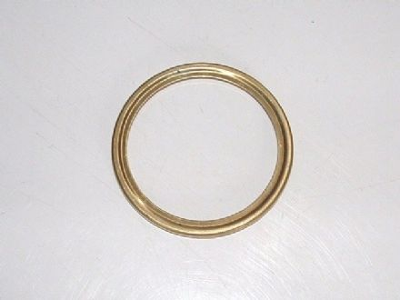 010119 Flat Stepped BRASS Bezel for JAGUAR XK